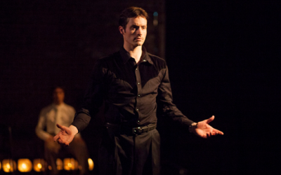 Elvis + Johnny: A Q&A with C+C dancer, Tyler Gledhill