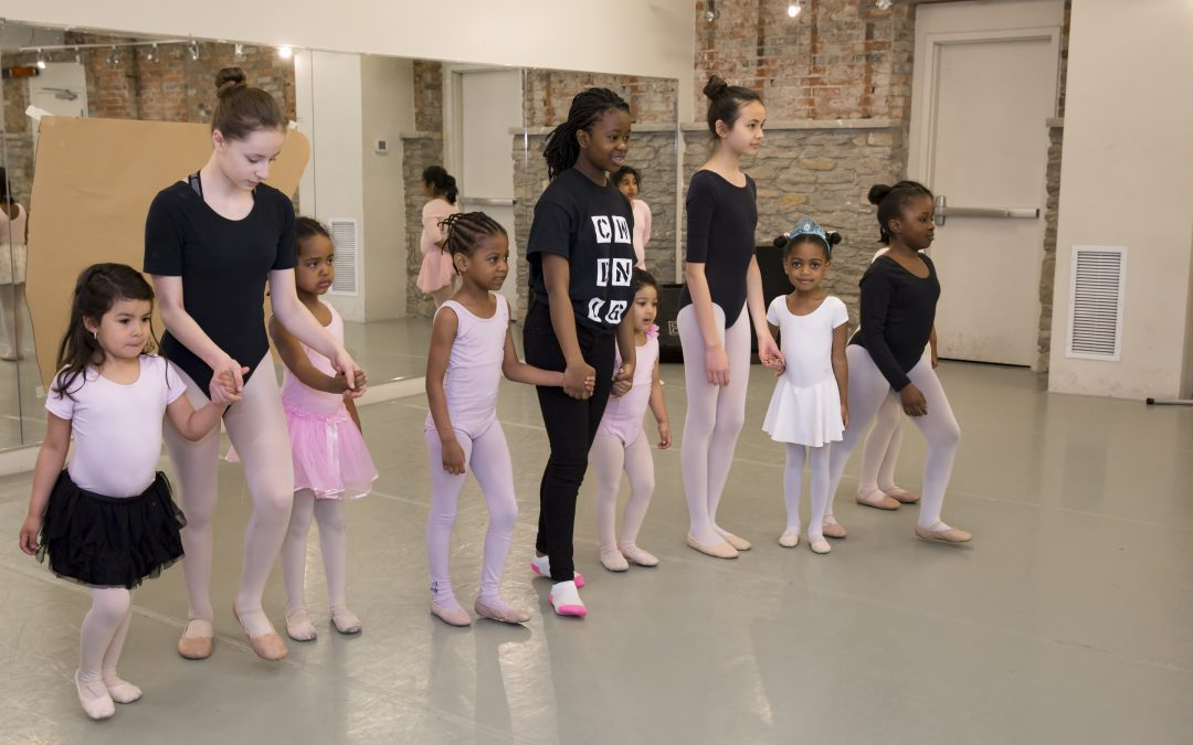 May 26, 2018: Citadel Dance Program's spring recital