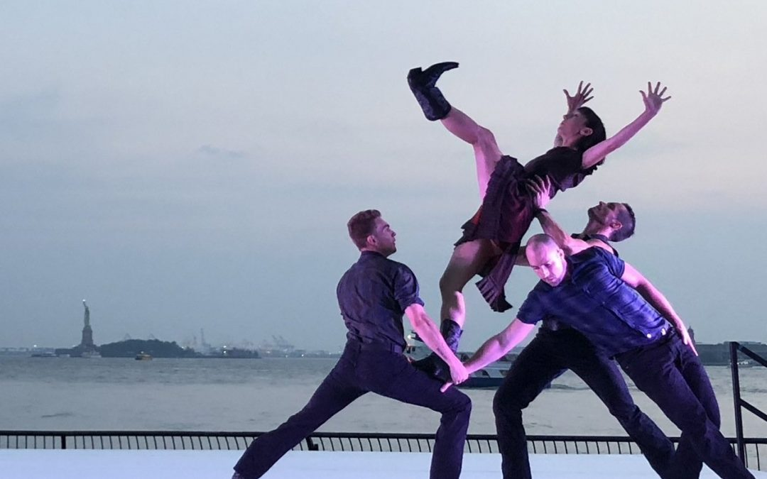 C+C's travel journal: New York City + the Battery Dance Festival