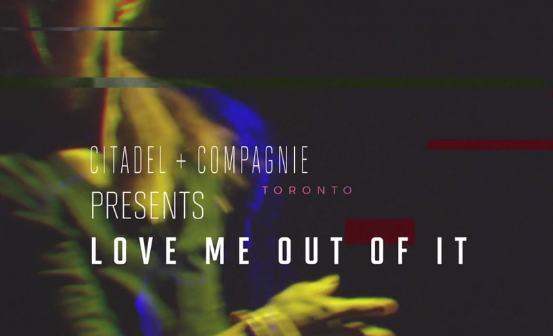 Watch now: Love me out of it trailer