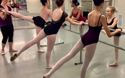 The Citadel Dance Program: registration is open (and now features TAP!)