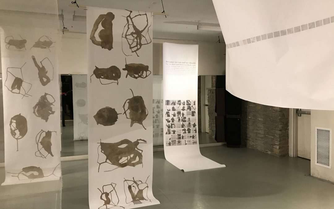 """An immersive exhibition: """"Fragmented Body"""" in dialogue with """"Core Sample: A Creative Practice"""""""