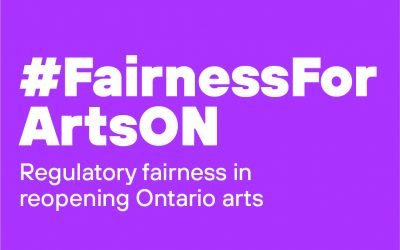 #FairnessForArtsON